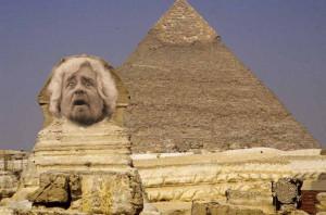 Grillo Egitto