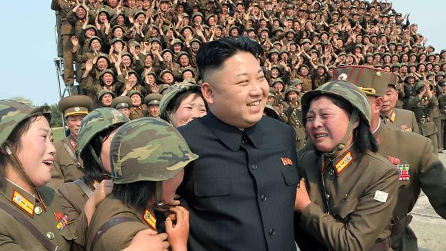 Corea del Nord: una bufala per un cinepanettone