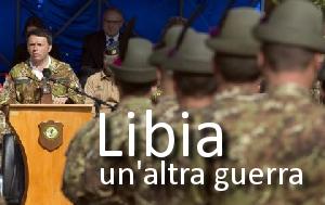 libia un altra guerra